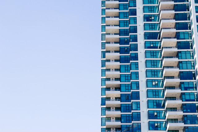 3人家族になり手狭になった大阪市内の賃貸マンションを引越し。北摂に分譲マンションを購入した