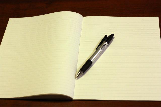 僕は日記をパソコンではなく紙のノートに書く