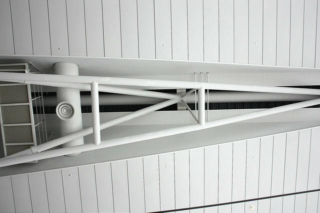 仁川空港の天井