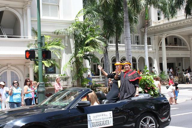 ハワイ パレード