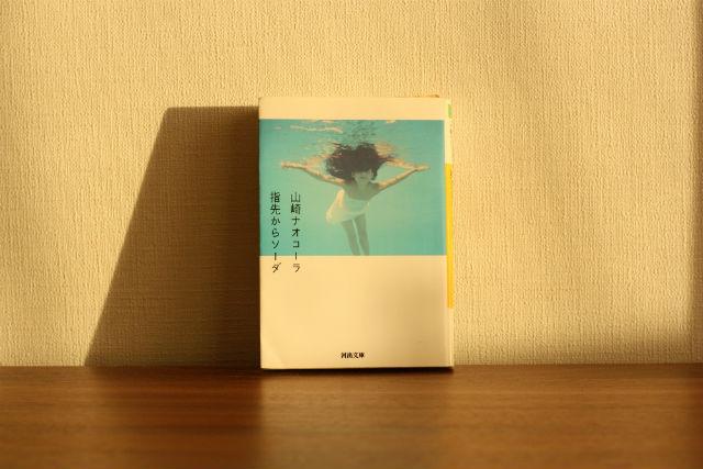 山崎ナオコーラ『指先からソーダ』
