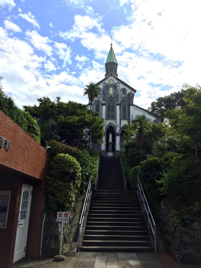 長崎:大浦天主堂