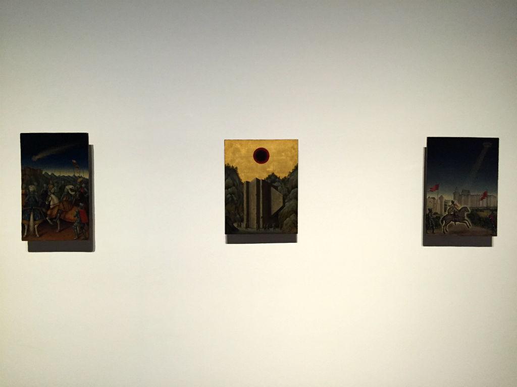 森美術館「宇宙と芸術展」