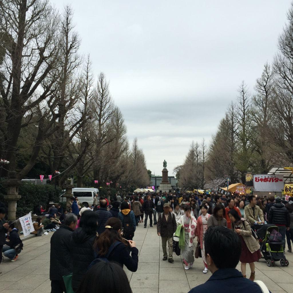 東京観光:靖国神社