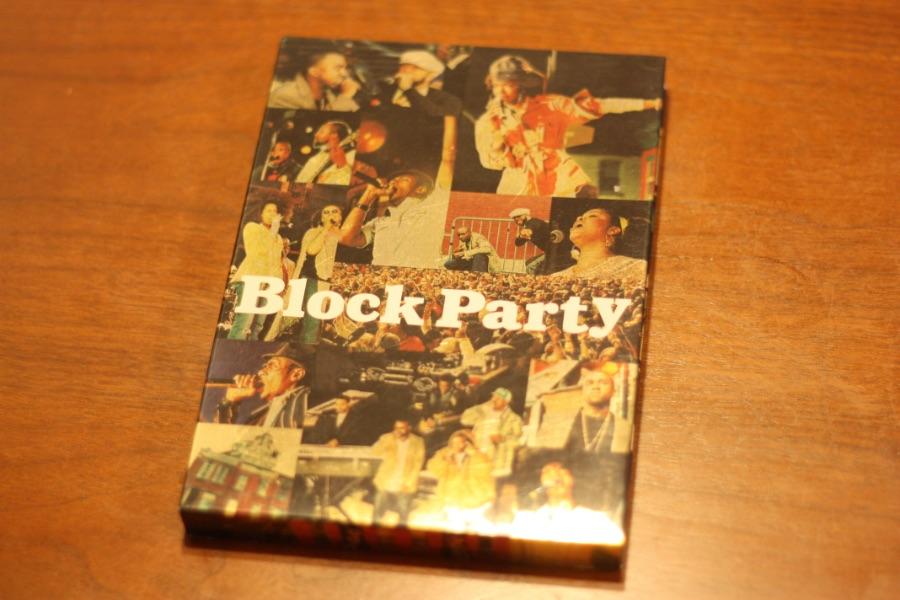 映画『ブロック・パーティー』観過ぎて好きなシーンめっちゃ多い