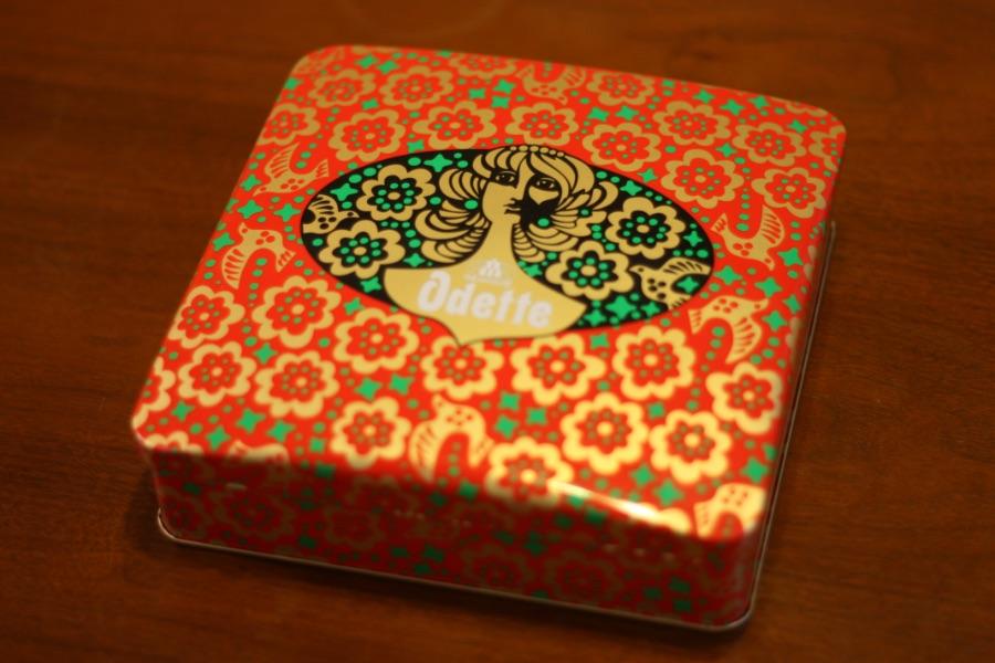「パッケージがかわいい」という手土産の選び方はどうですか?
