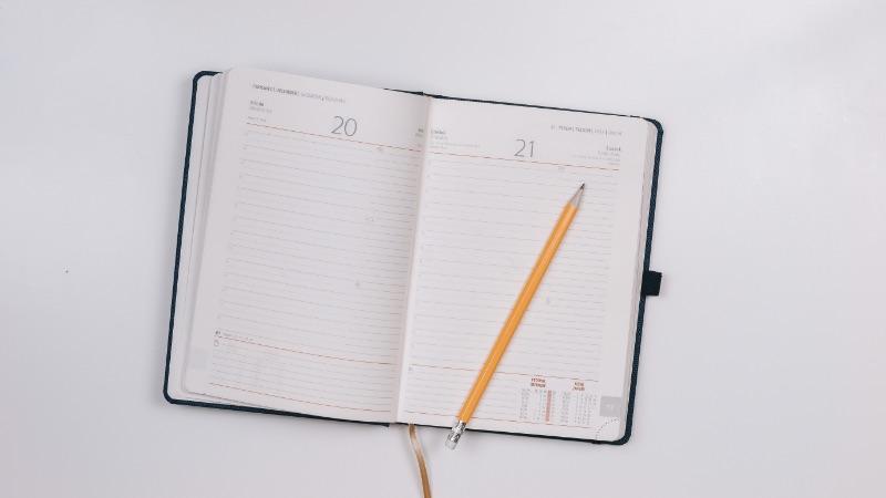 日記を書くと会話が上手になります