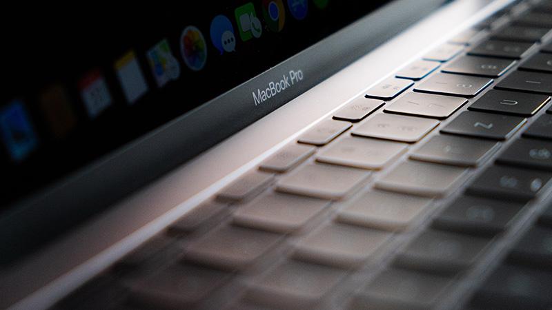 Macは細部まで気持ちがいい