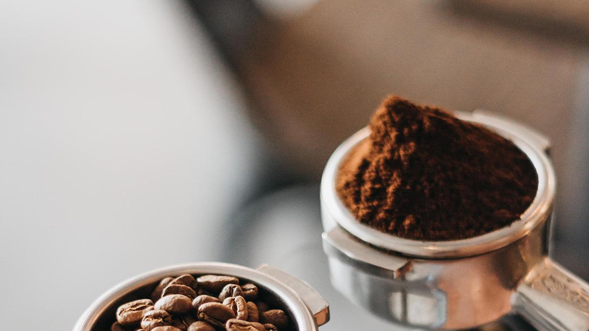 コーヒー豆を変える